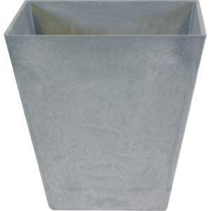 Artstone Pot à réserve d'eau gris (plusieurs tailles)