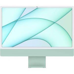 Imac Ordinateur Apple 24 Vert M1 256 GPU