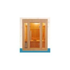 France Sauna Zen 3 - Sauna vapeur pour 3 personnes
