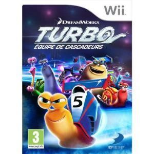 Turbo : Equipe de Cascadeurs [Wii]