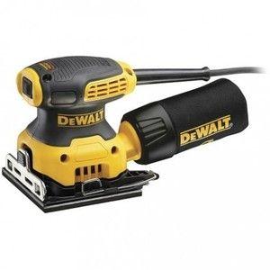 Dewalt DWE6411 Ponceuse vibrante de finition 230W 1/4 feuille