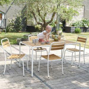 Salon de jardin acacia - Comparer 603 offres