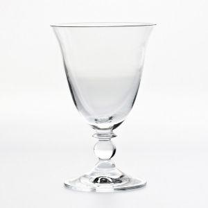 Table passion Piano - 6 verres à eau à pied avec boule (26 cl)