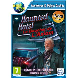 Haunted Hotel : Le Boucher de l'Axiom [PC]