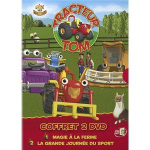 Coffret Tracteur Tom - Volumes 1 et 2