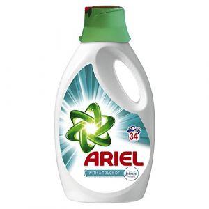 Ariel Lessive liquide avec touche de fraîcheur febreze 34 lavages - lot de 2