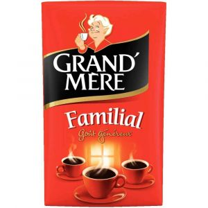 Grand' mère Café moulu - Lot de 4 paquets