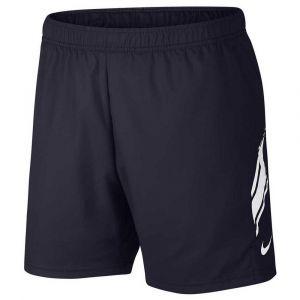 Nike Short de tennis Court Dri-FIT pour Homme - Bleu - Taille XL - Male