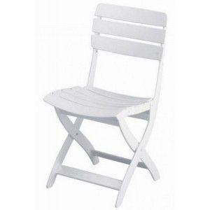 Kettler Venezia - Chaise de jardin pliable en résine