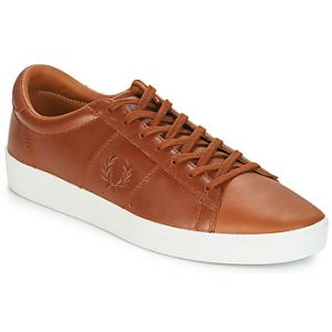 Fred Perry Spencer Leather Tan