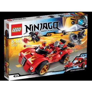 Lego 70727 - Ninjago : Le Ninja X-1