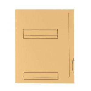 Fast 100725731 - Boîte de 50 sous-dossiers pour dossiers suspendus, coloris bulle