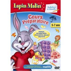 Lapin Malin : Turbulence à Edenville ! - CP 2008/09 [Mac OS, Windows]