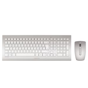 Cherry DW 8000 - Ensemble clavier multimédia sans fil + souris optique