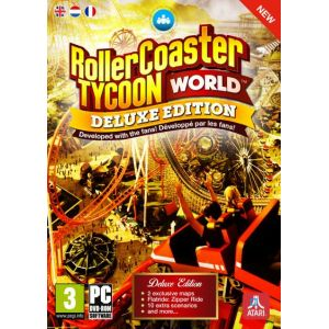 Roller Coaster World Deluxe [PC]