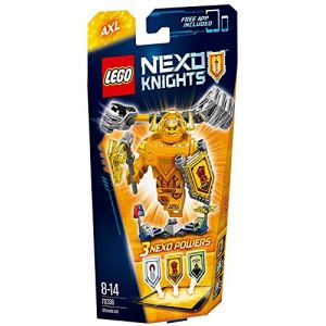 Lego Nexo Knights 70336 - Axl L'ultime Chevalier