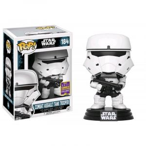 Funko Figurine Pop! Star Wars Rogue One : Combat Assault Tank Trooper