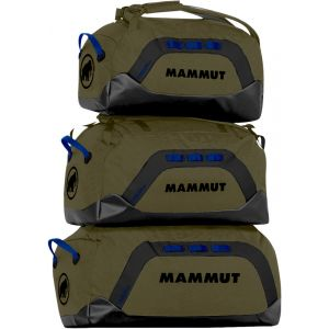4b1b249020 Mammut Cargon - Sac de voyage - 60l noir/olive Sacs & Valises