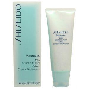 Shiseido Pureness - Crème mousse nettoyante