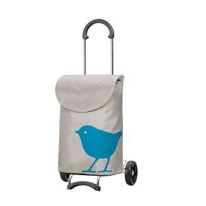 Andersen Chariot Scala Shopper Bird Turquoise