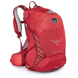 Osprey Escapist 25 Cayenne Red - Sacs à dos 20 litres