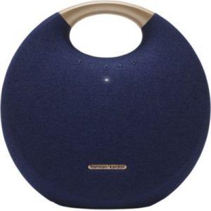 Harman Kardon Onyx Studio 5 Bleu - Enceinte Bluetooth