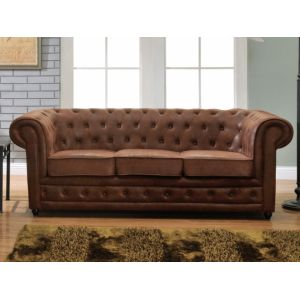 canape chesterfield comparer 731 offres. Black Bedroom Furniture Sets. Home Design Ideas