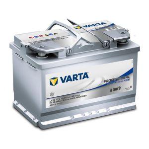 Varta Batterie Decharge-lente Agm La70