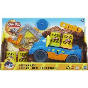 Hasbro Play-Doh - Buzz le véhicule de chantier