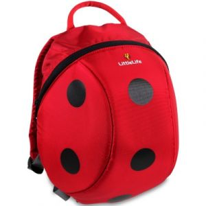 LittleLife Sac à dos Animal Kids Coccinelle