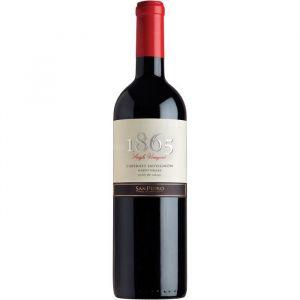 1865 Cabernet Sauvignon 2013 Vin du Chili - Rouge - 75 cl - Vin du Chili - 1865 - Cabernet Sauvignon - Millésime 2013