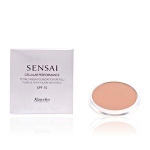 Kanebo Sensai Cellular Performance 14 - Fond de teint poudre SPF 15 (recharge)