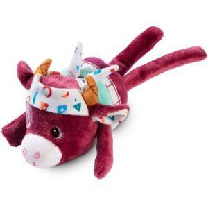 Lilliputiens Peluche vibrante Rosalie la vache Mini-dansant