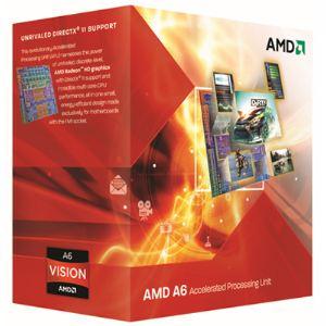 AMD A6-3650 (2,6 GHz) - Socket FM1
