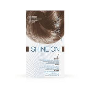 BioNike Shine On Coloration Cheveux Permanente Haute Tolérance Blond 7