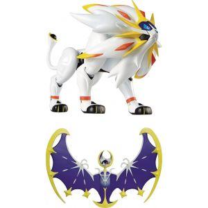Tomy Pokémon Figurine Légendaire Soleil et Lune Lunala