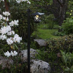 Borne solaire ajustable lanterne LED - STAR