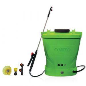 Vito Garden Pulvérisateur VITO à batterie 12V - capacité 16L - pression 6 bar - autonomie 4h - 3.1 L/min -