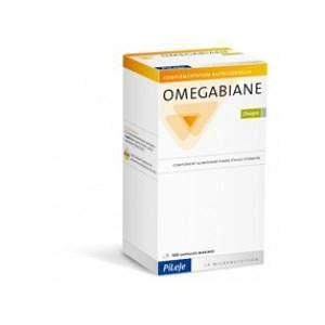 Pileje Omegabiane Onagre - 100 capsules marines