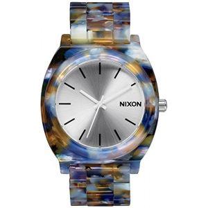 Nixon A327-647-00 - Montre mixte avec bracelet en tissu