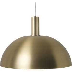 Ferm Living Abat-jour Dôme / Pour suspension Collect laiton en métal