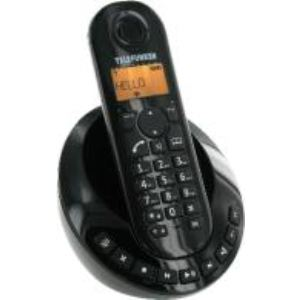 Telefunken TB 251 Peps - Téléphone sans fil avec répondeur (2010)