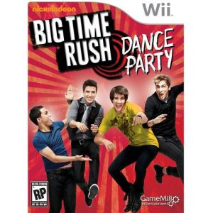 Big Time Rush : Dance Party [Wii]