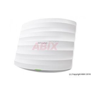 TP-Link EAP330 - Point d'accès Wi-Fi AC 1900 Mbps Dual Band (AC1300 et N600) PoE Gigabit Plafonnier