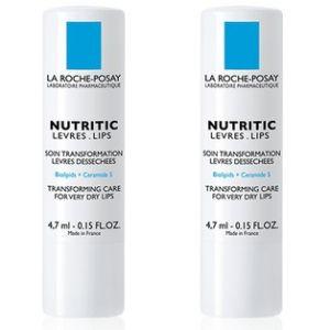 La Roche-Posay Nutritic - Soin transformation lèvres desséchées