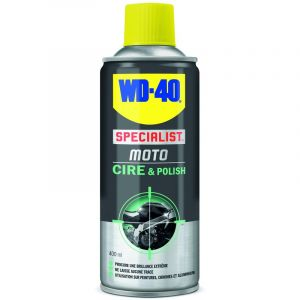 WD-40 Spray cire & polish 400ml
