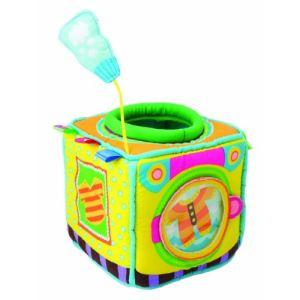 Alex Boîte à formes Machine à laver: Lave et sèche tes affaires