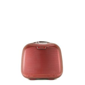 Elite Group Vanity case rigide 100% Pure Polycarbonate 35 cm Bordeaux rouge