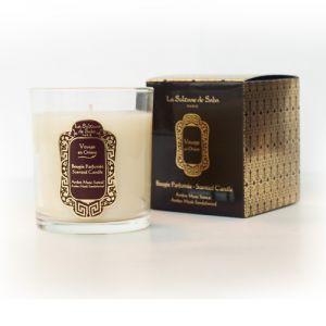 La Sultane de Saba Voyage en Orient - Bougie parfumée