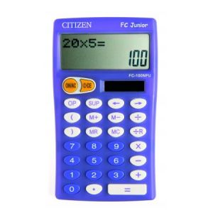 Citizen FC-100N - Calculatrice de bureau